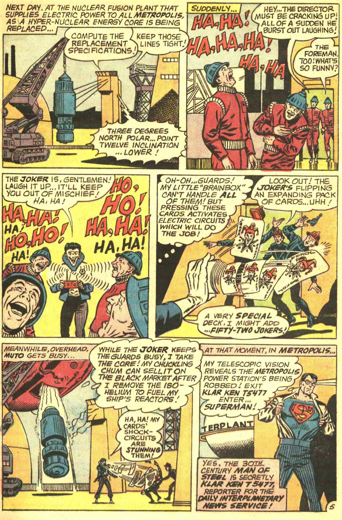 Read online World's Finest Comics comic -  Issue #166 - 9