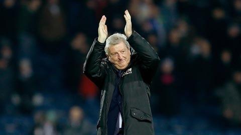 Roy Hodgson đã giúp tạo nên cuộc lộn ngược dòng đó