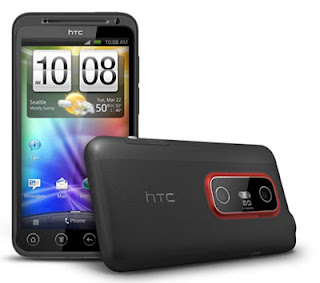 HTC EVO 3D (Sprint)
