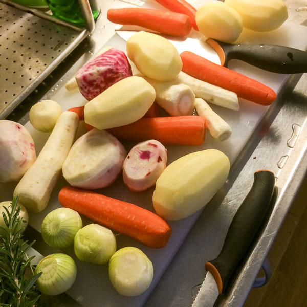 ugnsgrönsaker