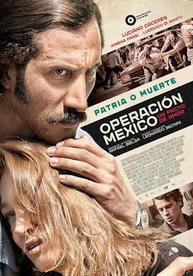 Operación México, Un Pacto De Amor 2015 DVD Custom NTSC Latino