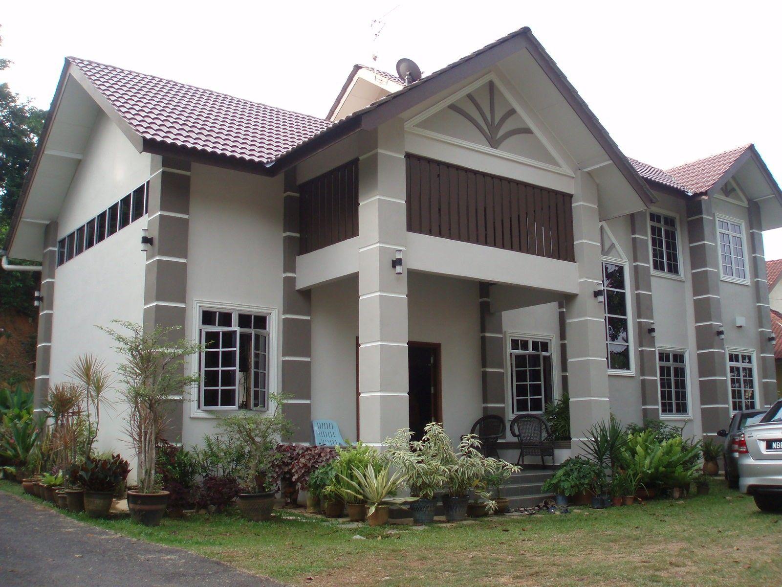 desain rumah mewah idaman banyak disukai