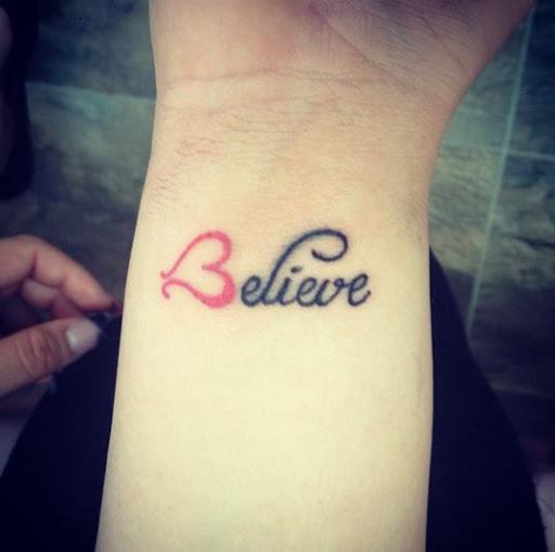 O poder de acreditar