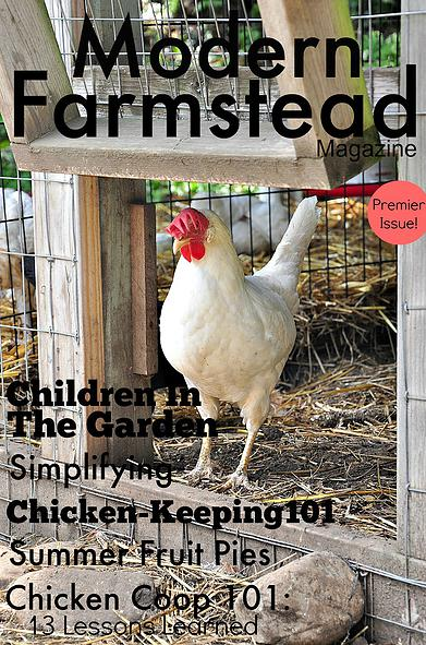 Modern Farmstead Magazine