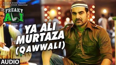 Ya Ali Murtaza (Qawwali) - Freaky Ali (2016)