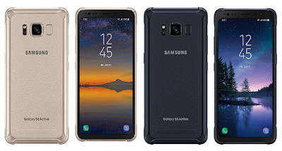 Samsung Galaxy S8 Active Setup Guide