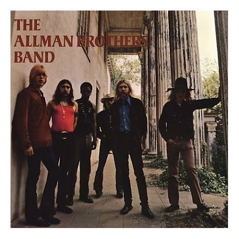 THE ALLMAN BROTHERS BAND - THE ALLMAN BROTHERS BAND (1969)