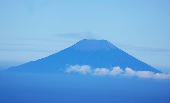 Atap Jawa Tengah; Gunung Slamet