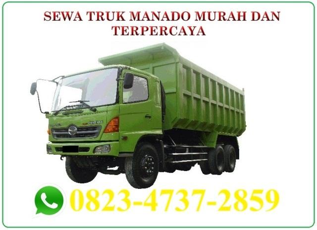 Sewa truk Manado murah
