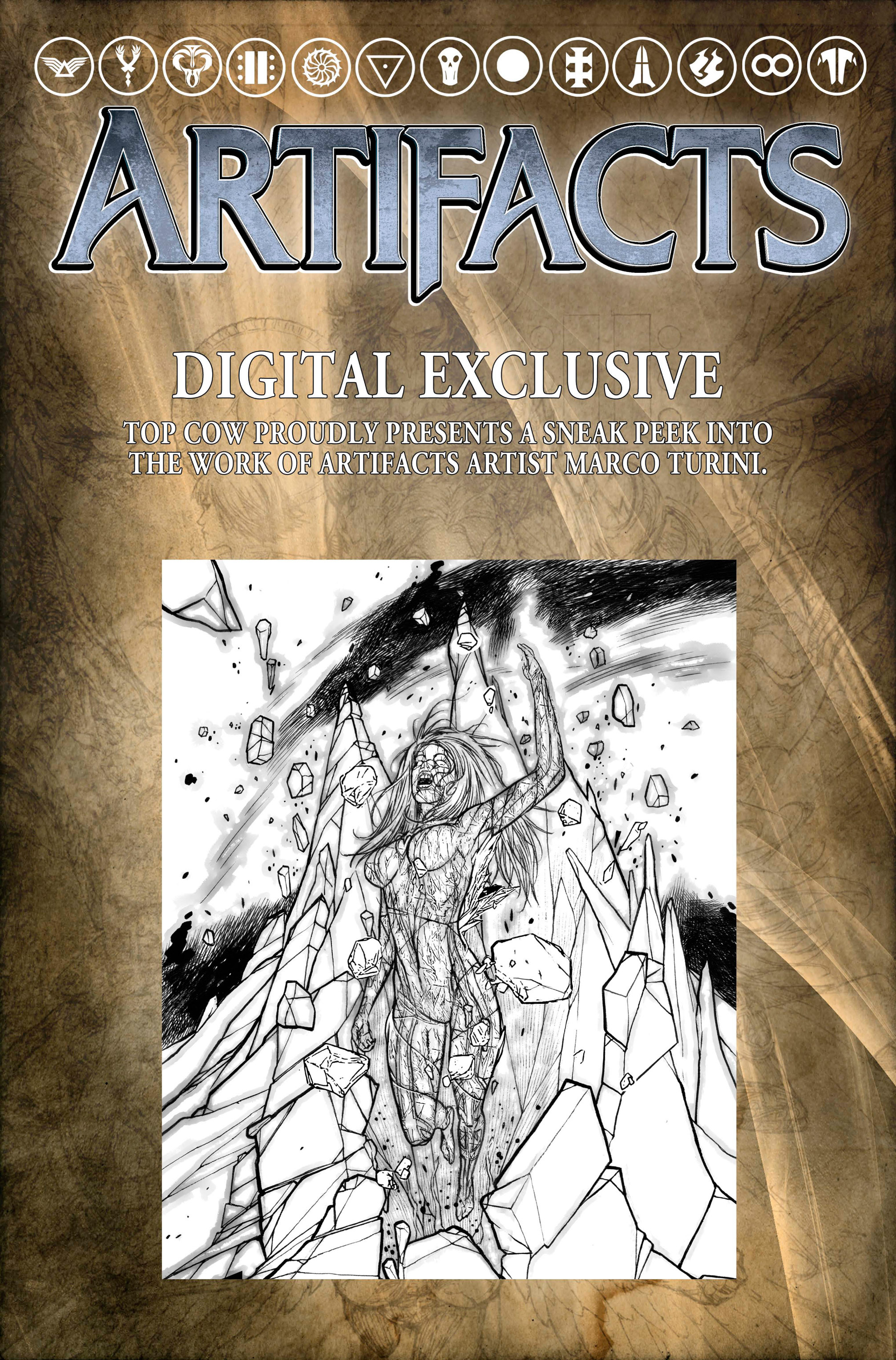 Read online Artifacts comic -  Issue #28 - 30