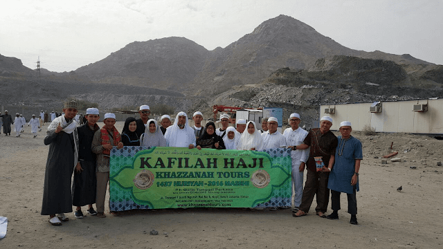 Jamaah haji Khazzanah tour and travel