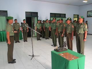 Empat Komandan Resort Militer Digeser, Ini alasanya