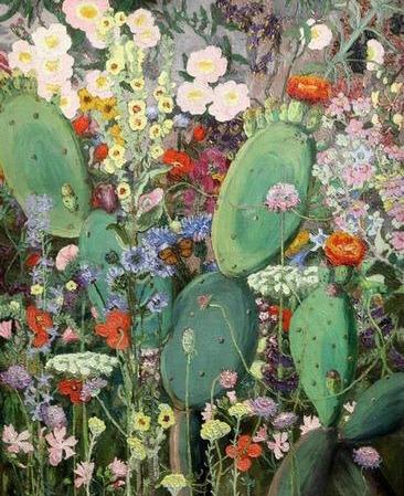 Les fleurs du midi, 1923–1923 Cedric Morris
