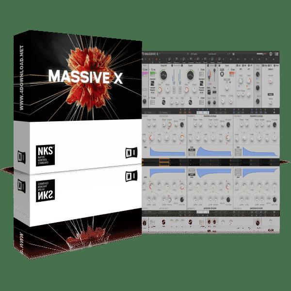 Native Instruments Massive X v1.3.2 Full version