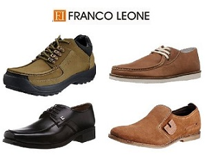 Franco Leone Casual / Formal Footwear – Min 50% Off starts from Rs.439 @ Amazon