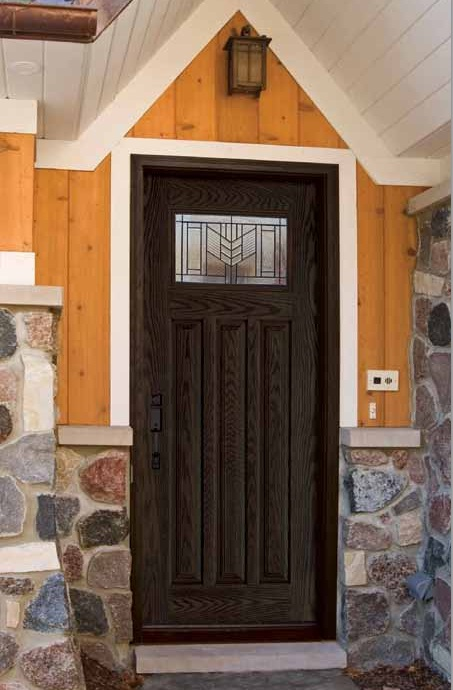 Feather River Doors: Featured: Our Entry Door On MoneyPit