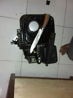 Haryanto Ditangkap Warga dan Diserahkan ke Polisi