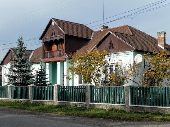 Гірські села Закарпаття: Плоске. Лісництво