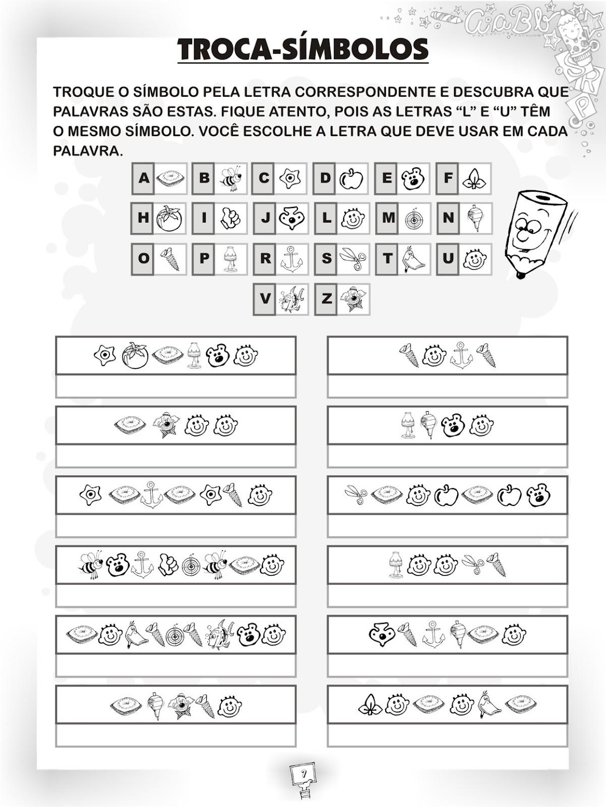 Alfabetizacao Atividades Volume 4 Portugues