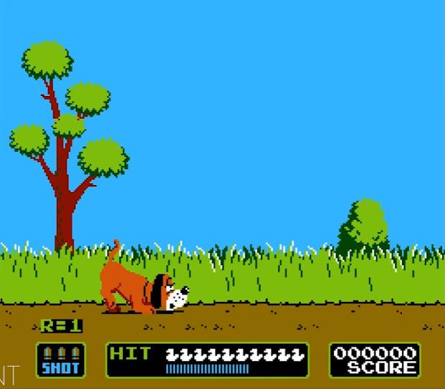 duck hunt video games jogos playstation computador xbox spectrum