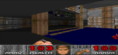 Doom - Snes - Captura 3
