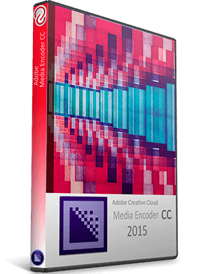 Adobe Media Encoder CC 2015 box Imagen