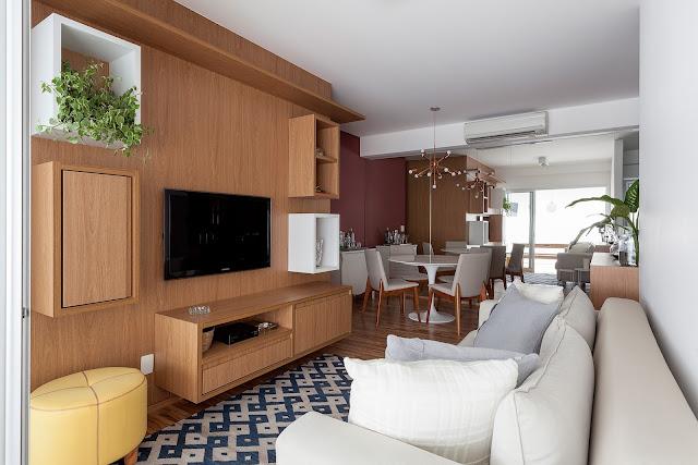 blog Achados de Decoração, Blog de decoração Brasileiro, apartamento pequeno