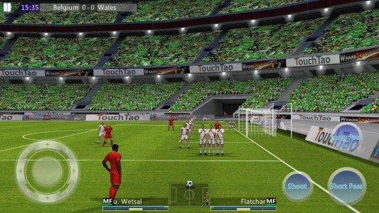 Download World Soccer League Mod Apk Terbaru 2019 - Unlock All Team