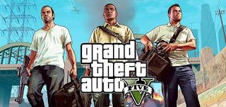 Game GTA 5 for Mobile Apk Full Version