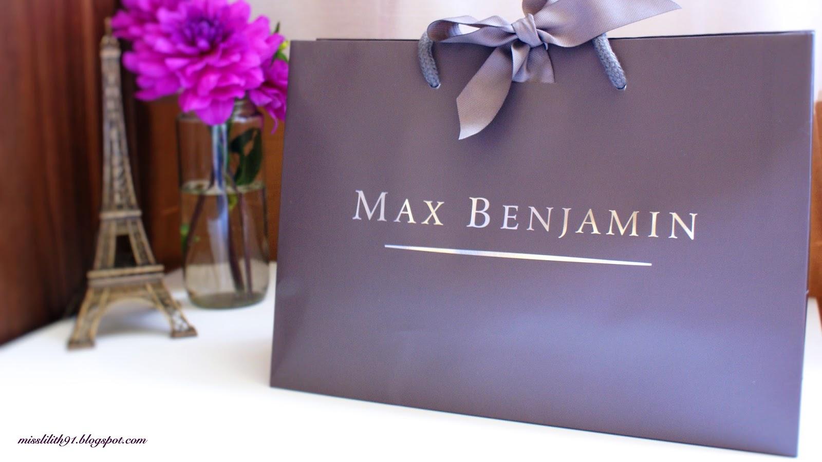 Świece Max Benjamin