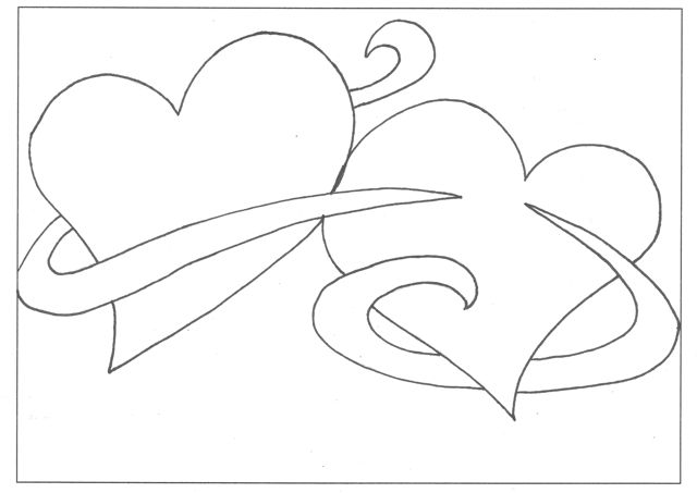 Creator's Joy: Printable Valentine coloring pages for