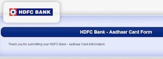 select the 'Link Aadhaar Card' Option
