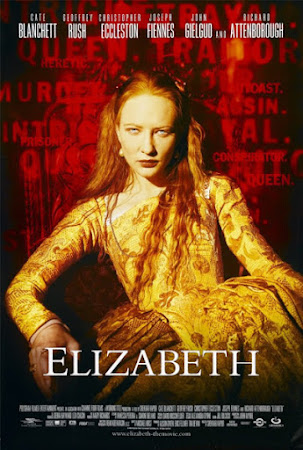 Poster Of Free Download Elizabeth 1998 300MB Full Movie Hindi Dubbed 720P Bluray HD HEVC Small Size Pc Movie Only At worldfree4u.com