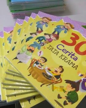 30 Cerita Tata Krama Lolos Penilaian Puskurbuk