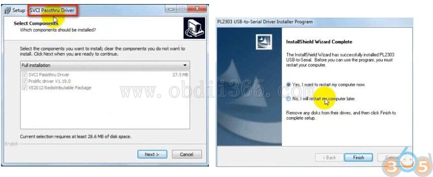 How to install FVDI J2534 Ford IDS Software - Auto Diagnostic Tool
