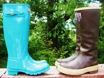 Withtherain The Perfect Pair Of Rain Boots