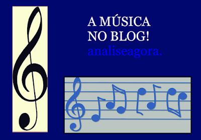 A música no blog é um espaço criado para todas as postagens relacionadas a música de todos os gêneros.