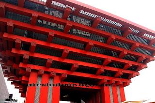 China Pavilion, Shanghai Expo 2010