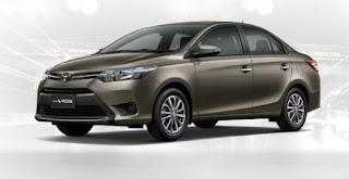 Harga Toyota Vios di Pontianak Quartz Brown