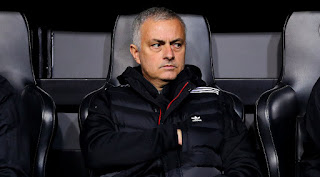 """I want to coach. I belong to top-level football and [that] is where I am going to be,"" Mourinho said."