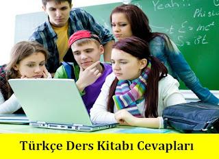 8. Sınıf Türkçe Yıldırım Yayınları Ders Kitabı Cevapları