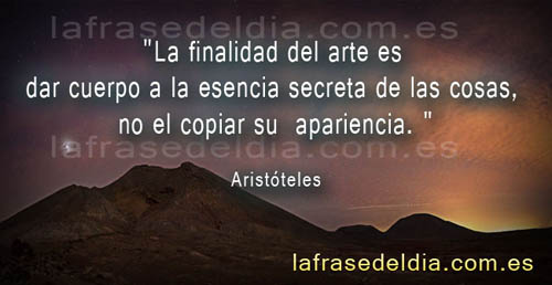Citas De Aristoteles Citas De Aristoteles Aristoteles
