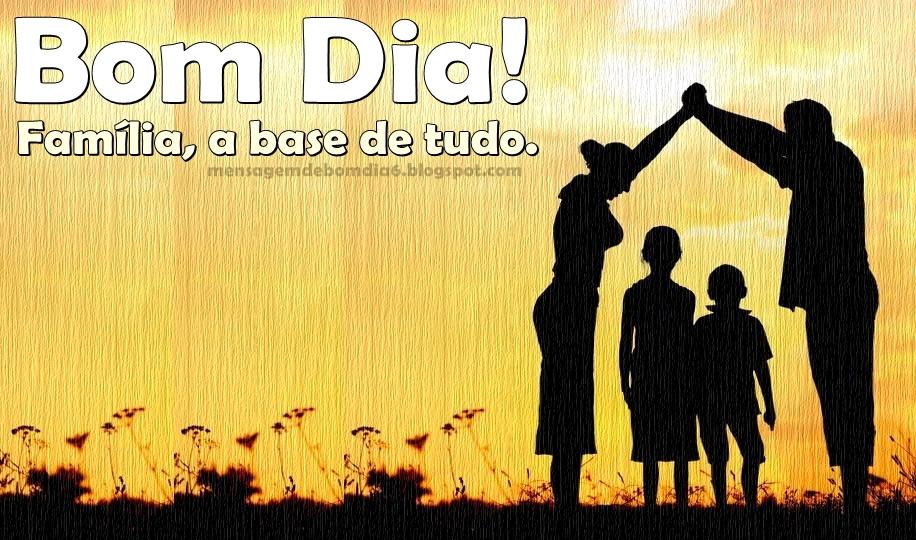 Bom Dia Familia: Bom Dia Família!