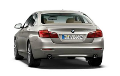BMW 5-Series Tank capacity: 70.00 litres