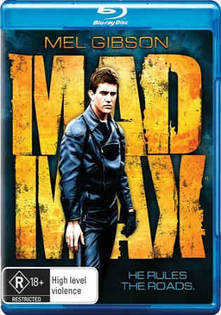 Mad Max 1979 BRRip 750MB Hindi Dual Audio 720p Watch Online Full Movie Download bolly4u