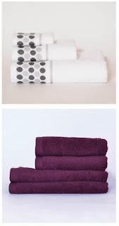 toallas para el baño