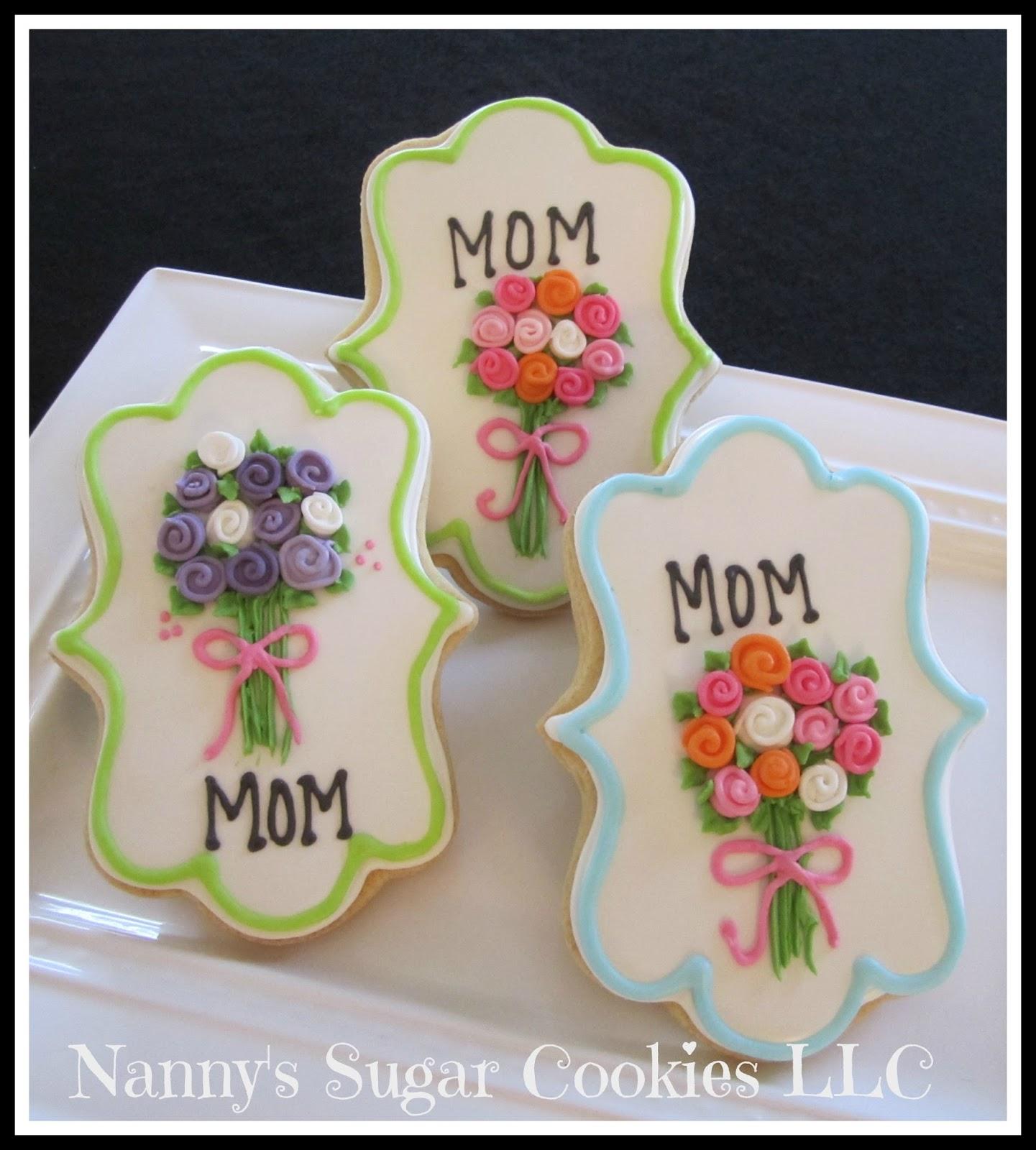 Nanny\'s Sugar Cookies LLC: May 2017