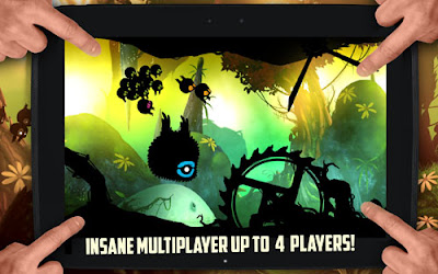 BADLAND for Android phones and tablets
