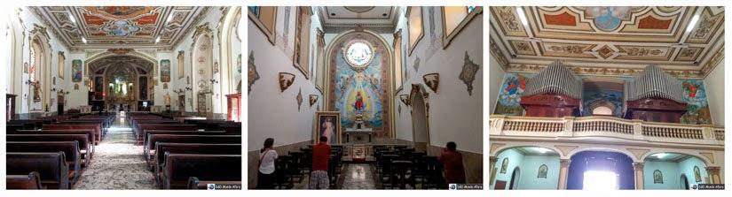 O que fazer em Taubaté em um dia - São Paulo - Catedral de São Francisco das Chagas