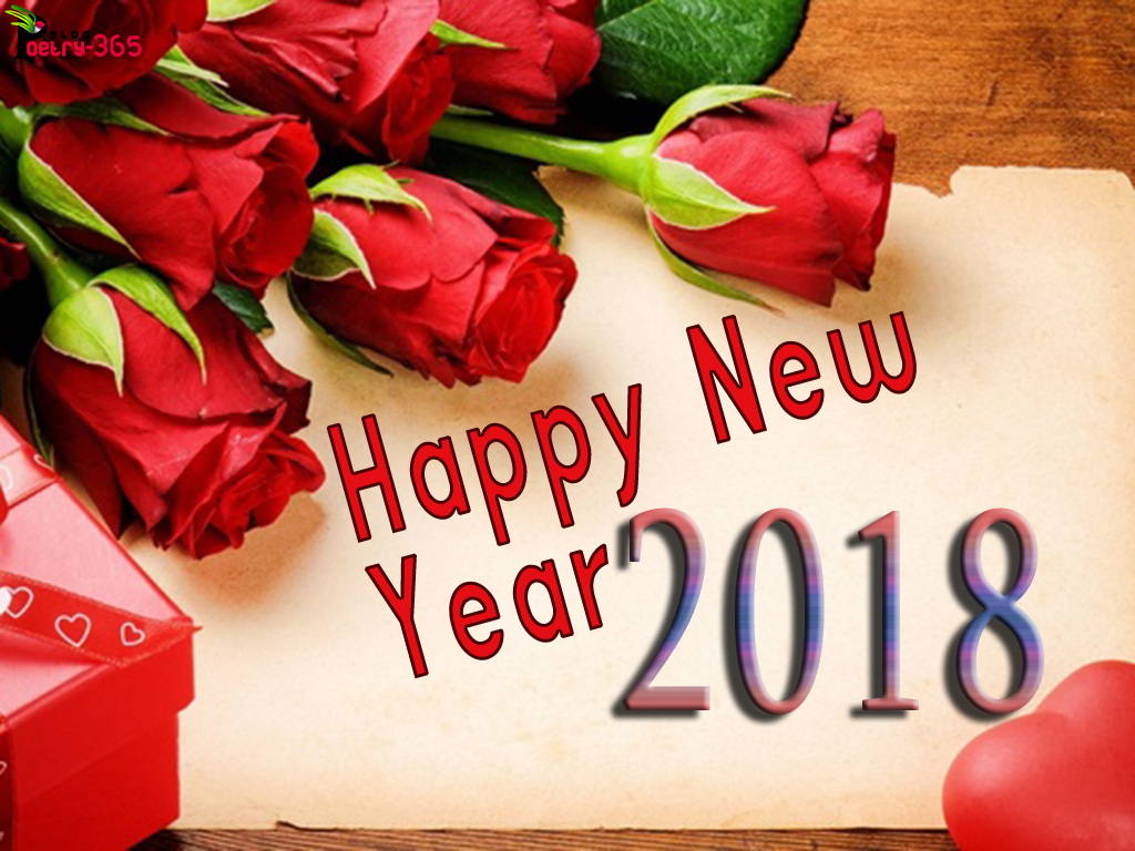 wishes and poetry happy new year image with roses for friends jpg 1024x768 happy new year